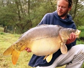 Carp Fishing in France Guest
